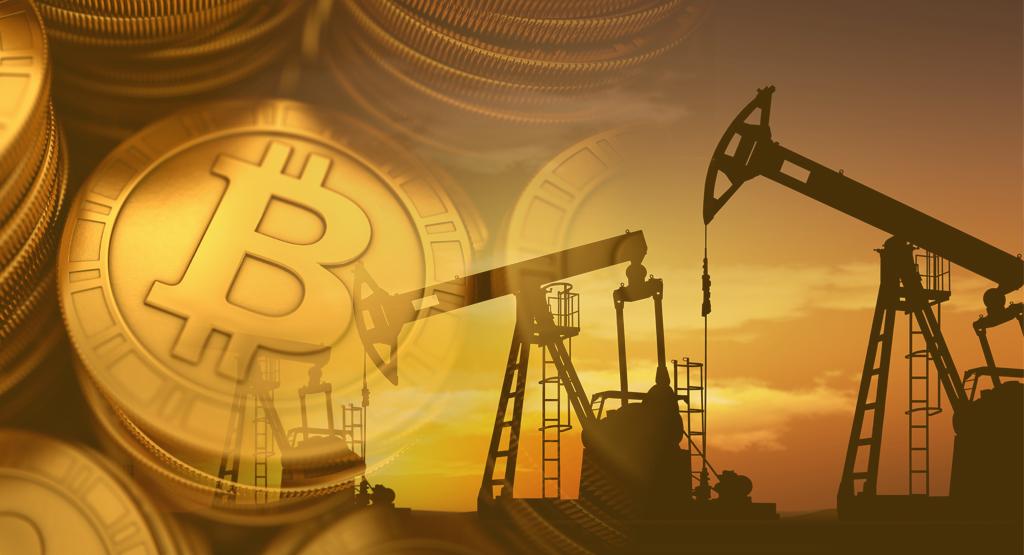 Технология Blockchain и криптовалюта в нефтегазе.